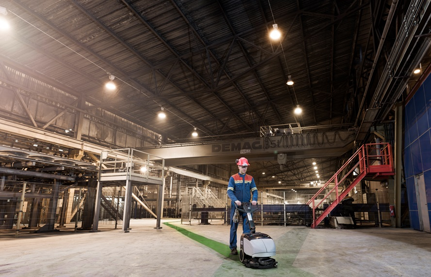 Hire Professional Contract Cleaners & the Right Machines – For Your Floor