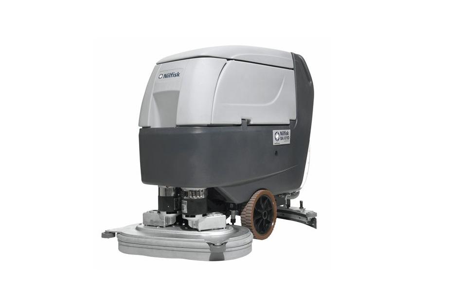 Ba611d Scrubber Dryer Hire Buy Industrial Floor