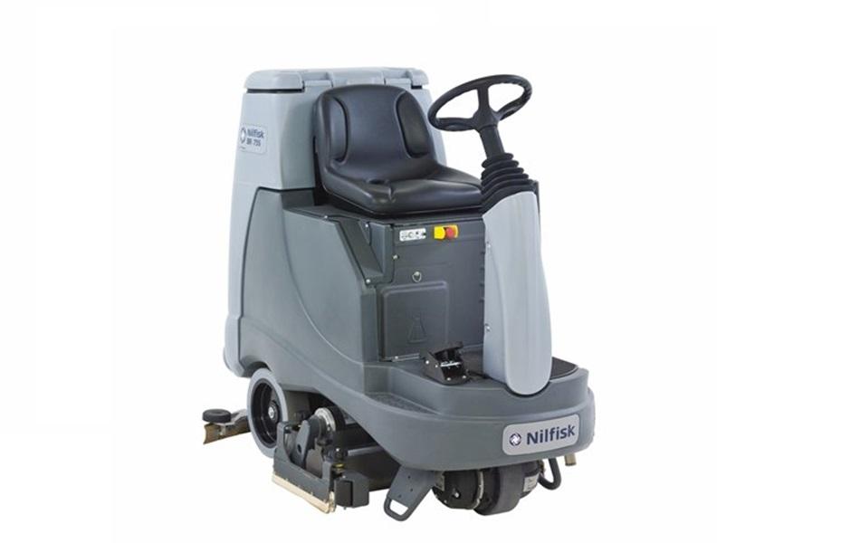 Ride On Floor Scrubber Br755 Scrubber Dryer Crescent