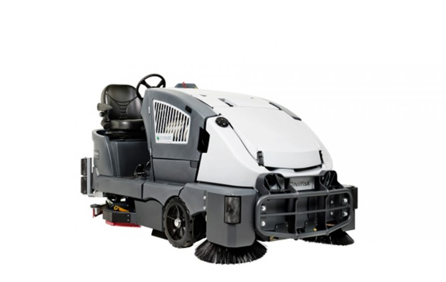 CS7010 - Ride-On Combination Scrubber-Dryer /Sweeper