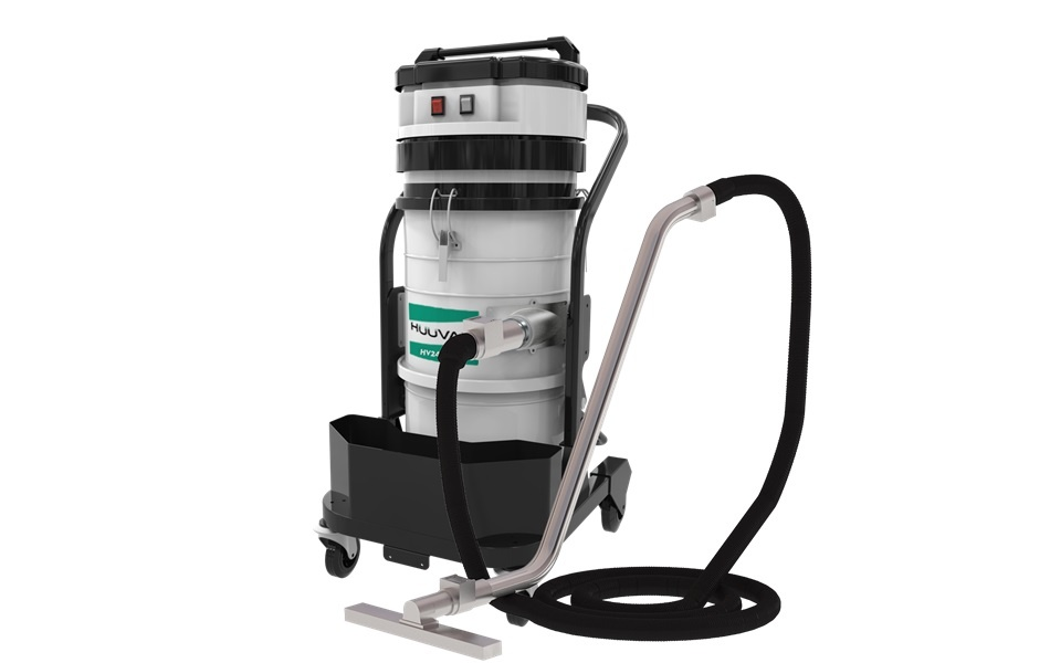 HUUVAN HV240-ACS (C35) Twin Motor Industrial Vacuum Cleaner