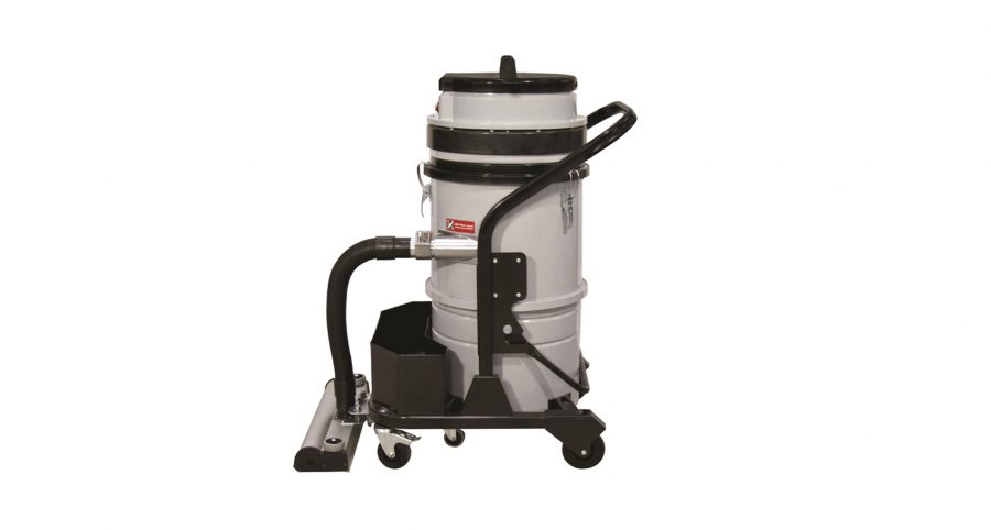 HV240-ACS (C35) - Huuvan Vacuum Cleaner with front collection system