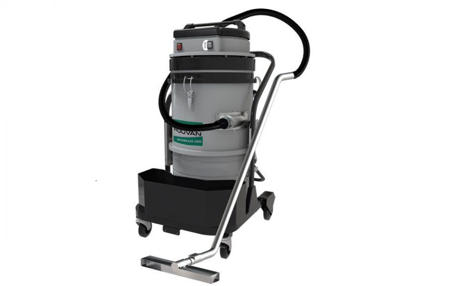 industrial hoover hire