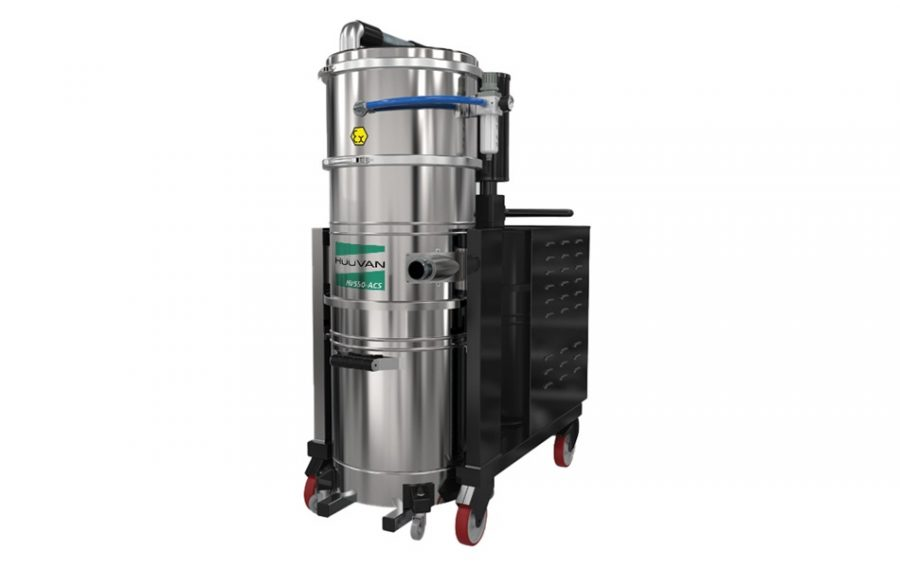HV550-ACS (C100/Z2-22) - HUUVAN Industrial Vacuum Cleaner