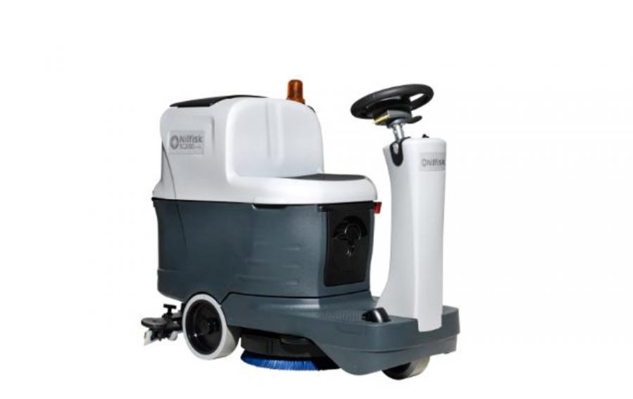 SC2000 Industrial Ride-On Scrubber-Dryer