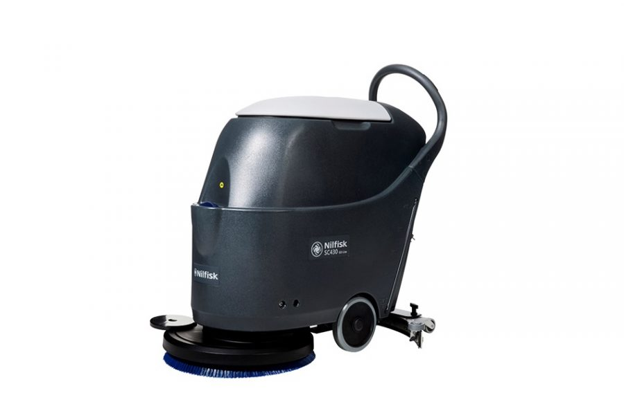SC430 - Industrial Nilfisk Scrubber-Dryer