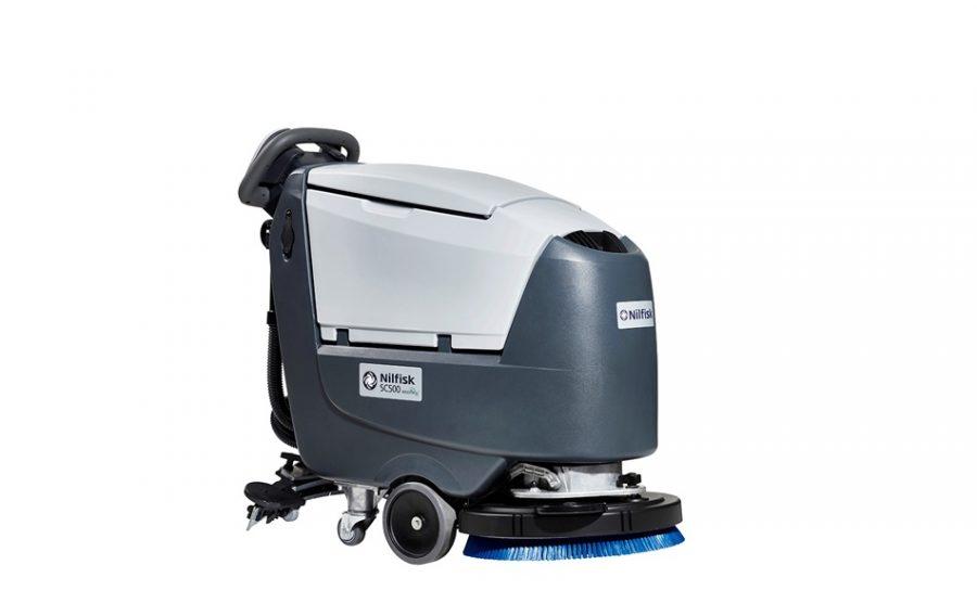 SC500 - Walk-Behind Nilfisk Scrubber-Dryer