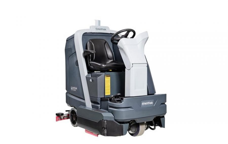 SC6000 Industrial Ride On Scrubber-Dryer