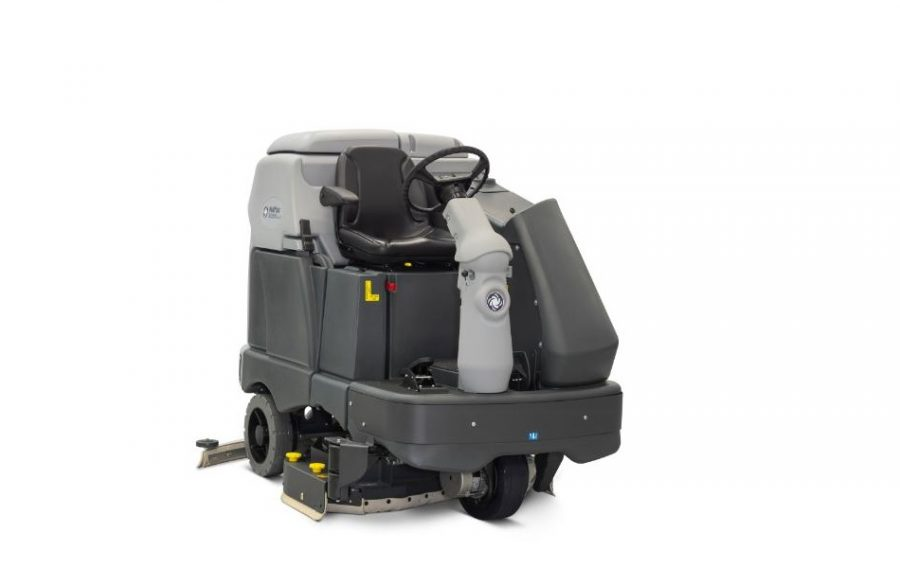 SC6500 - Industrial Ride On Nilfisk Scrubber Dryer