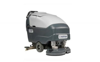 Pros of Walk Behind Floor Scrubber for Commercial Cleaning