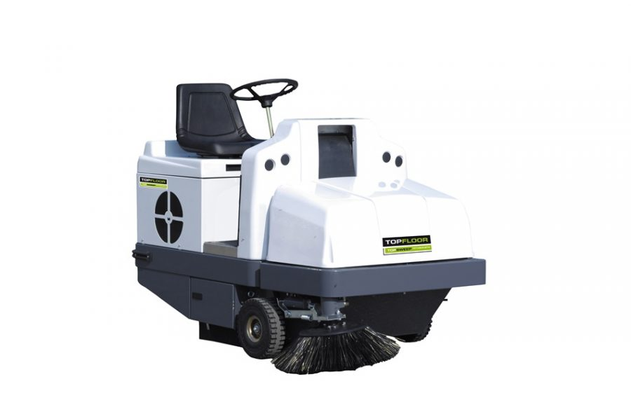 TF140R-GTX - TOPFLOOR - Industrial Ride-On Sweeper