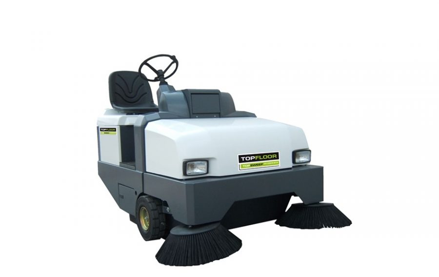 TF155R-GTX - TOPFLOOR Industrial Sweeper