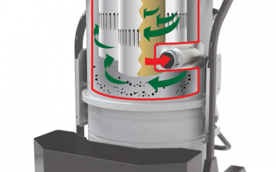 Huuvan® ACS (Automatic Cleaning System)