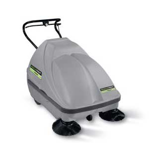 TF100-TRS Topfloor Walk-Behind Industrial Sweeper