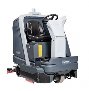 Floor Scrubber-Dryer Machines