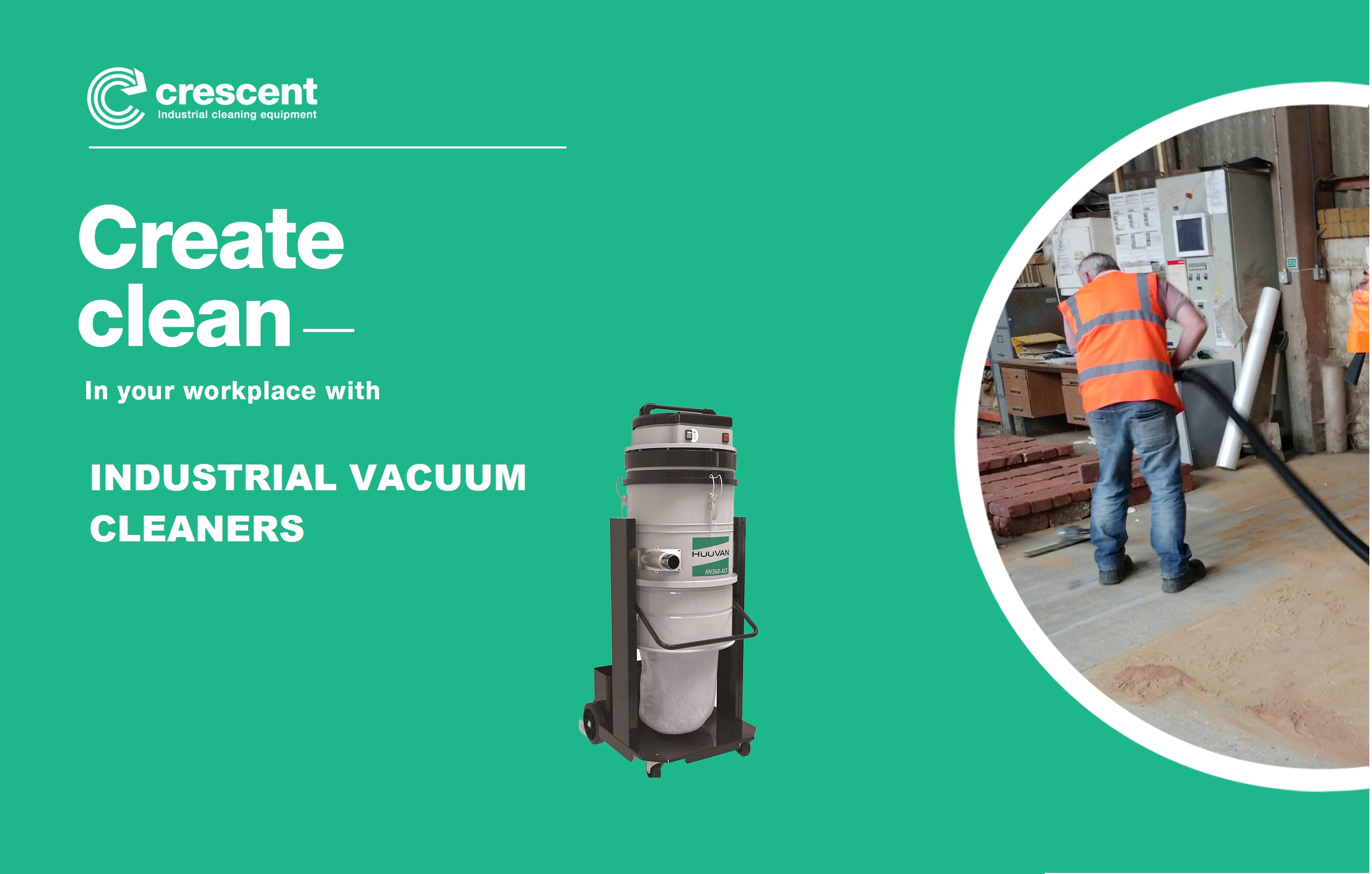 Commercial Huuvan Vacuum Cleaners – For Cleaning Large Premises