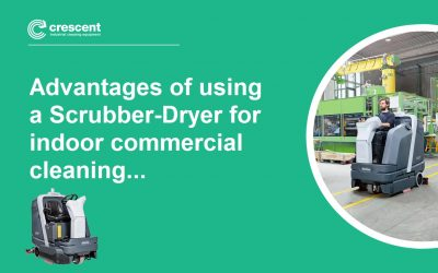 Advantages of using a Floor Scrubber-Dryer for commercial indoor cleaning
