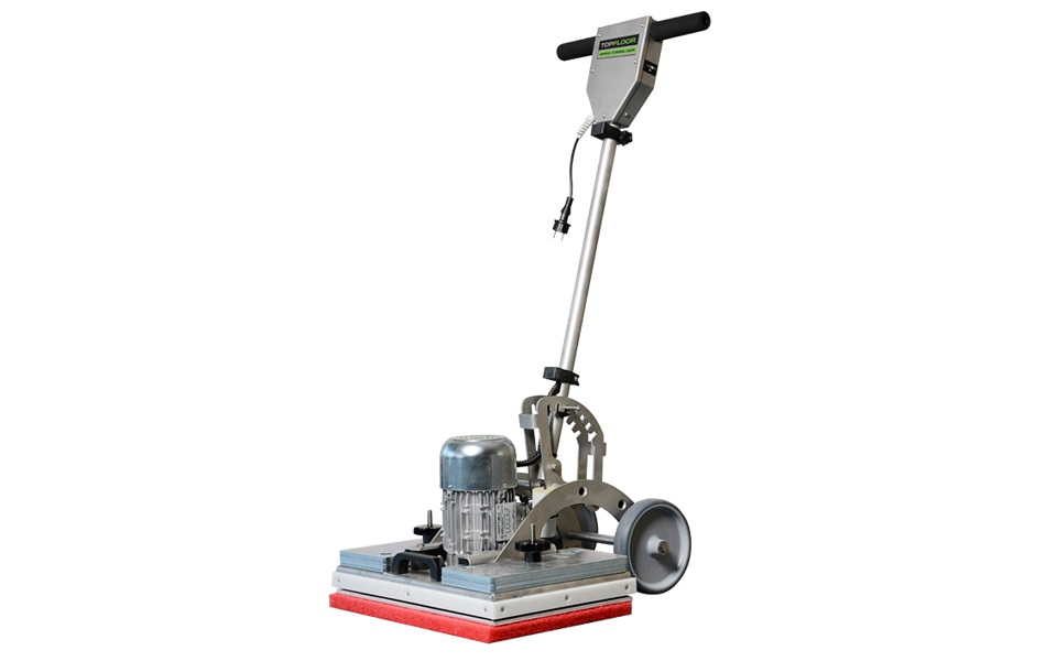 Oscillating Floor Scrubbers and Polishers