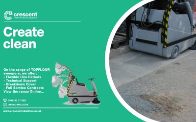 Why use an Industrial Ride on Floor Sweeper?