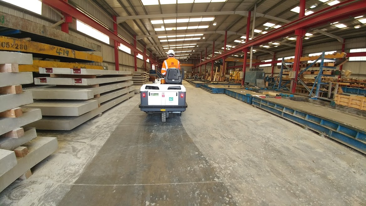 Hire Floor Cleaning Machine