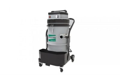 Solution for Hazardous Dust: Industrial Vacuums
