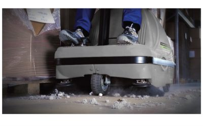 Why Floor Cleaning Machines Are a Necessity in Many Businesses