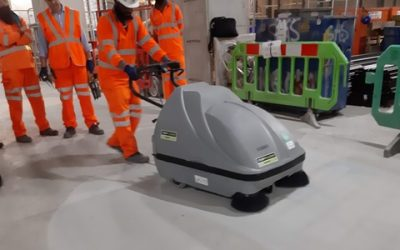 Advantages of Floor Sweeper Hire