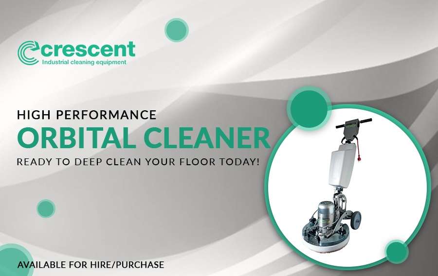 High Performance Orbital Carpet Cleaner For Deep Cleaning