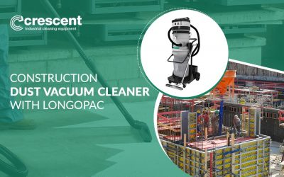 Vacuum Cleaner with Longopac: Self-Seal Bag to Save You from Hazardous Dust