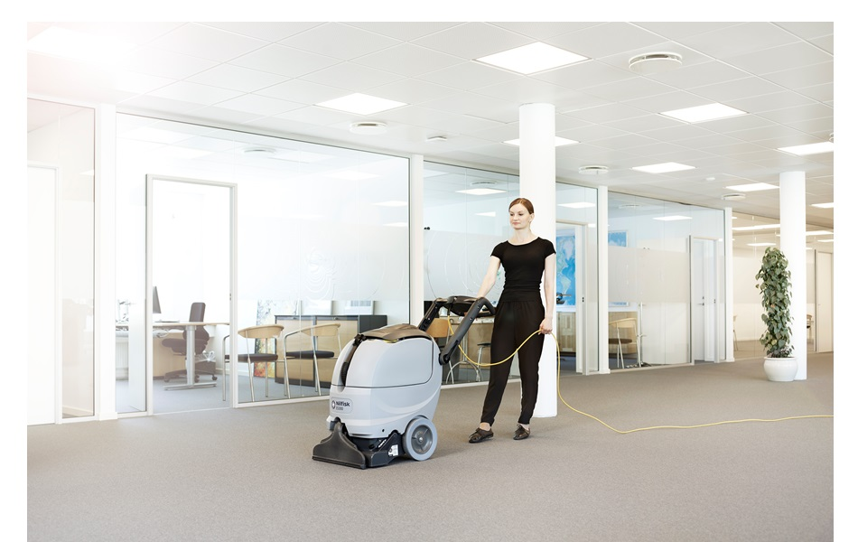 6 Steps to Sanitising Floors In Your Workplace