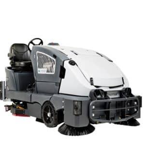 Combination Sweeper Scrubber-Dryer Machines