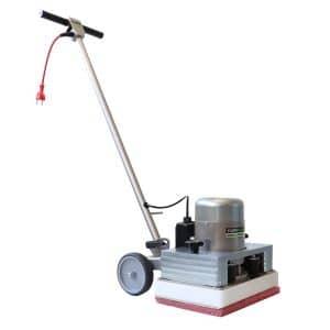 rotary floor machine