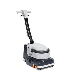 walk behind floor scrubber