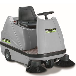 Ride On Floor Sweepers and Walk Behind Sweepers