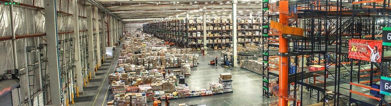 Warehouse Distribution Banner